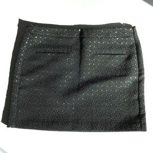 GAP | Metallic Mini Skirt